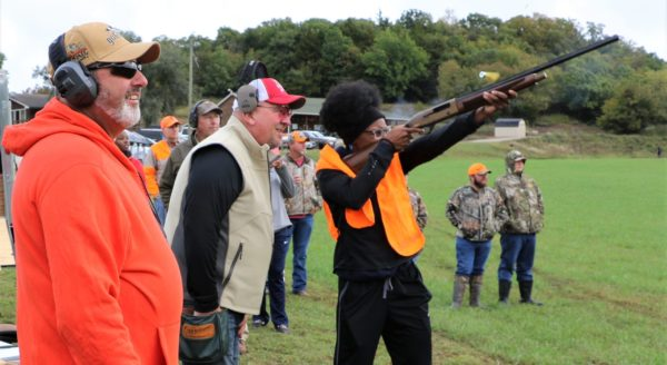 Novice Shotgun Instruction